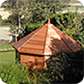Top quality timber garden sheds