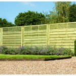 kdm-elite-slatted-fence-panel