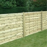 kdm-horizontal-fence-panel-square-top